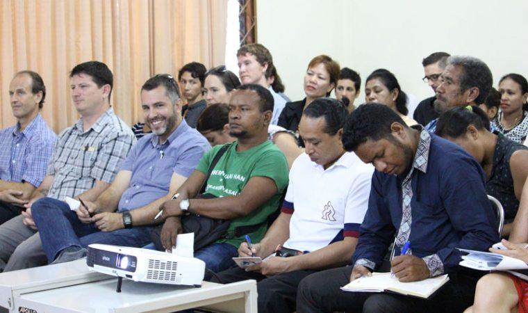 NGO representatives